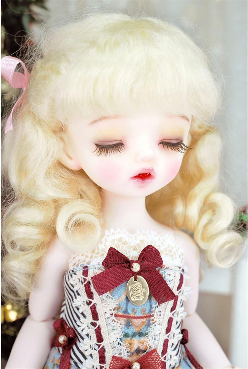 ドール本体 目を閉じる NP Karou BJD人形 SD人形 1/6製品図2