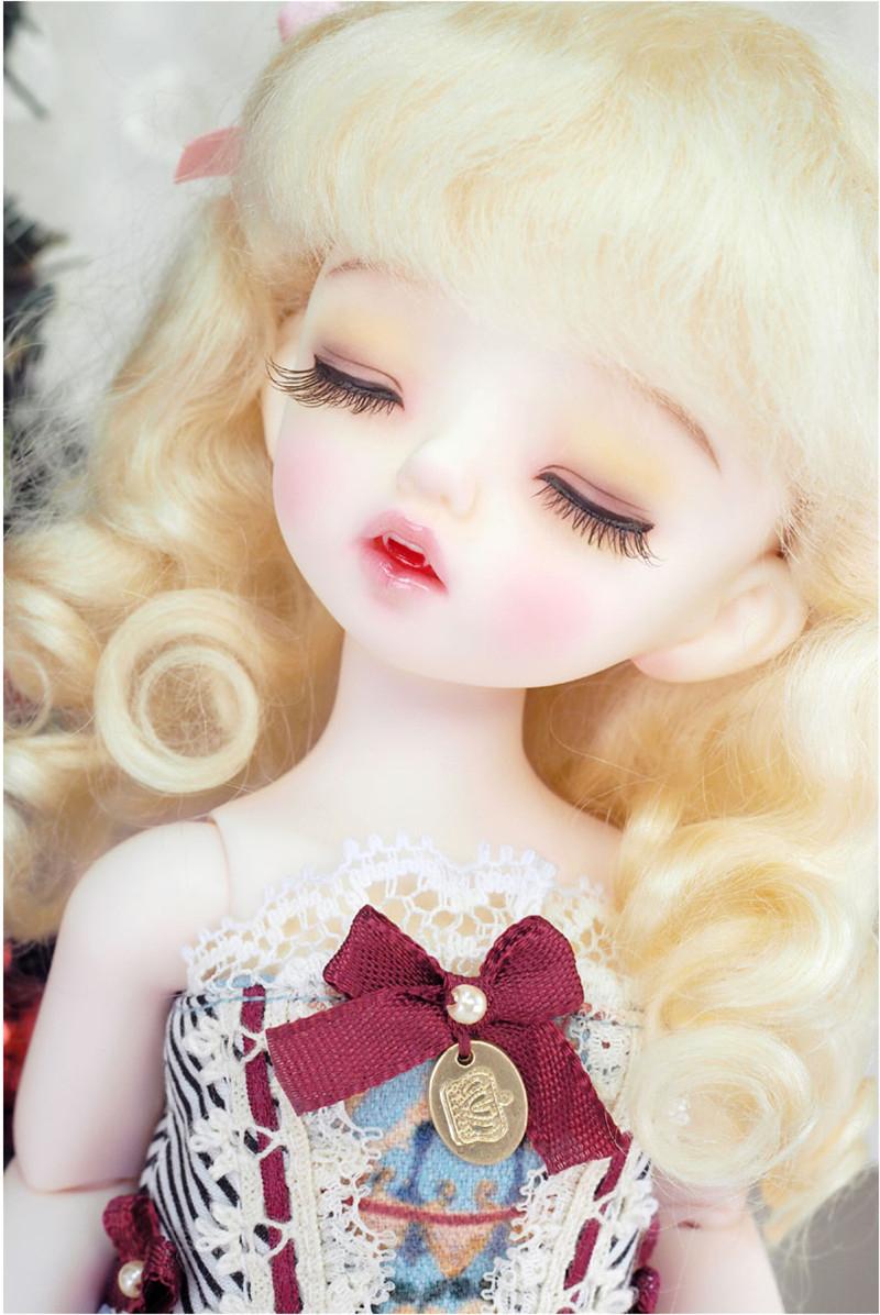 ドール本体 目を閉じる NP Karou BJD人形 SD人形 1/6製品図3