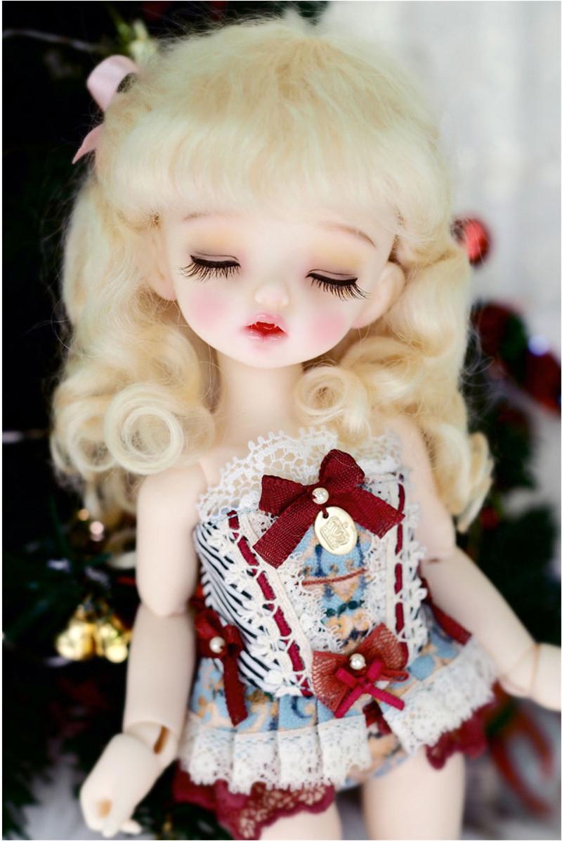 ドール本体 目を閉じる NP Karou BJD人形 SD人形 1/6製品図4