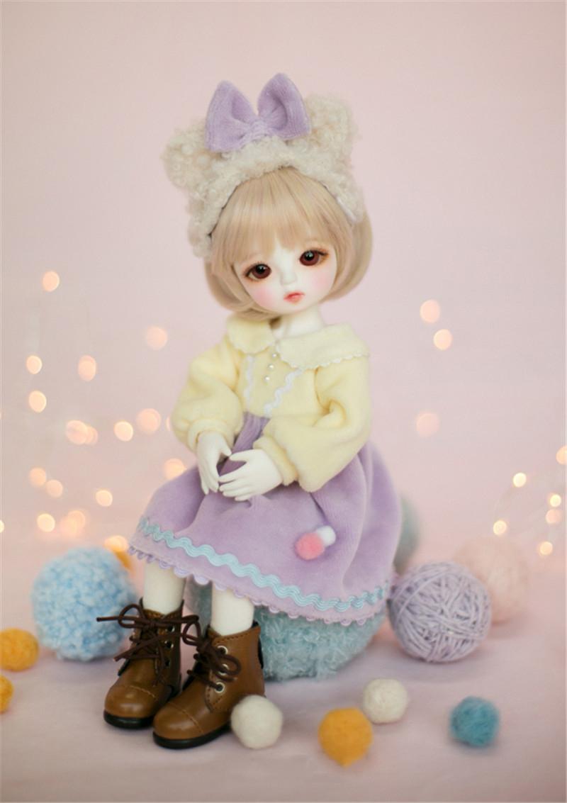 ドール本体 Lina Limited BJD人形 SD人形 1/6製品図5