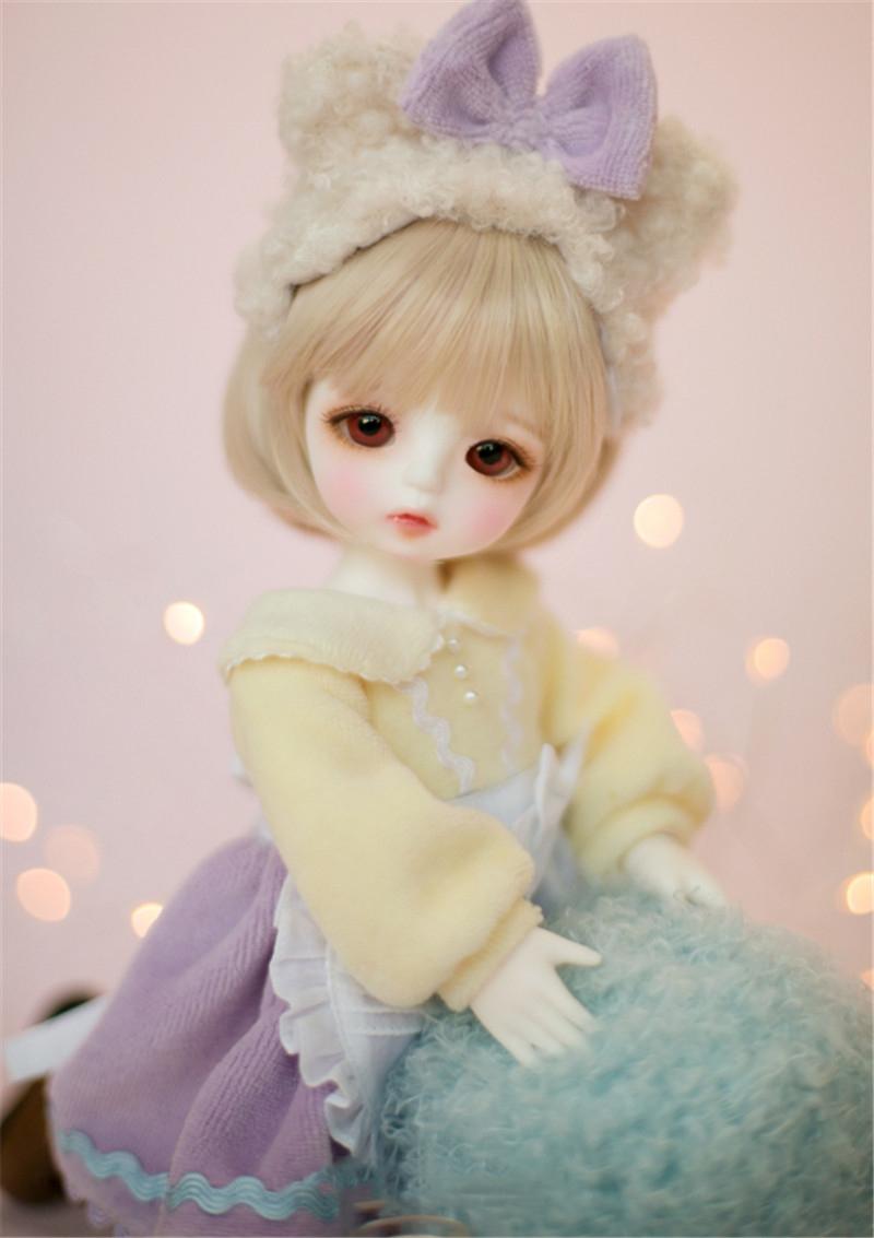 ドール本体 Lina Limited BJD人形 SD人形 1/6製品図1