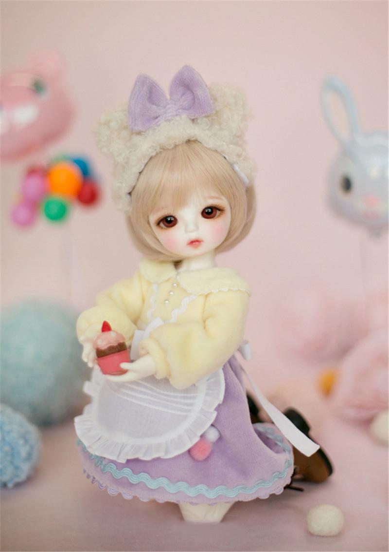 ドール本体 Lina Limited BJD人形 SD人形 1/6製品図4