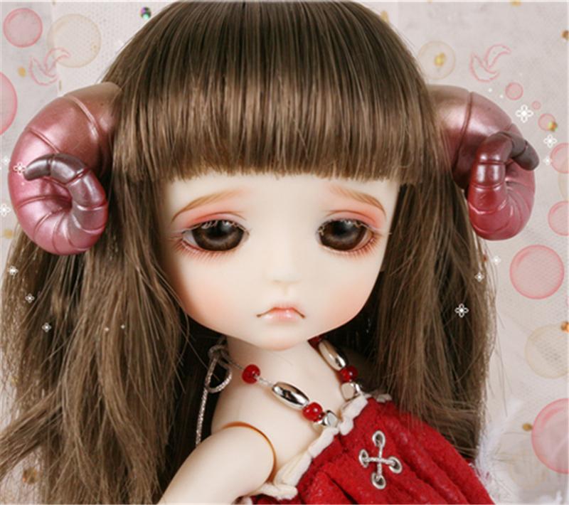 ドール本体 Special Sheep ver Lea BJD人形 SD人形 1/8製品図1