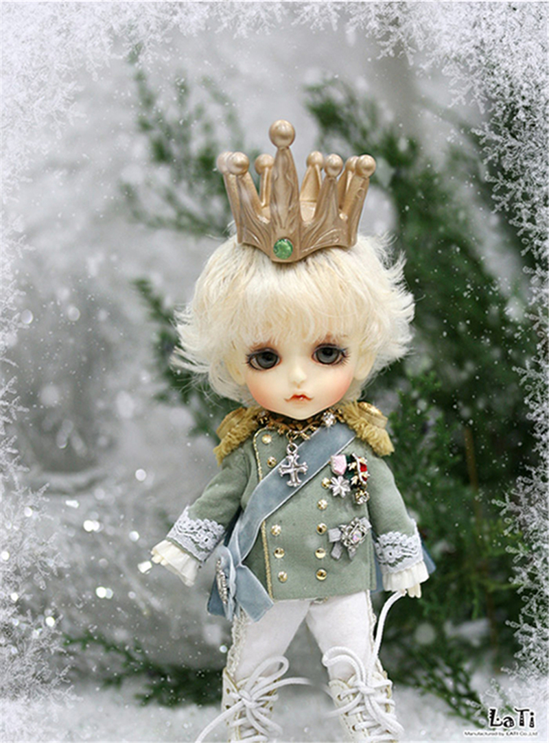 ドール本体 Christmas ver Lea The nutcracker BJD人形 SD人形 1/8製品図1