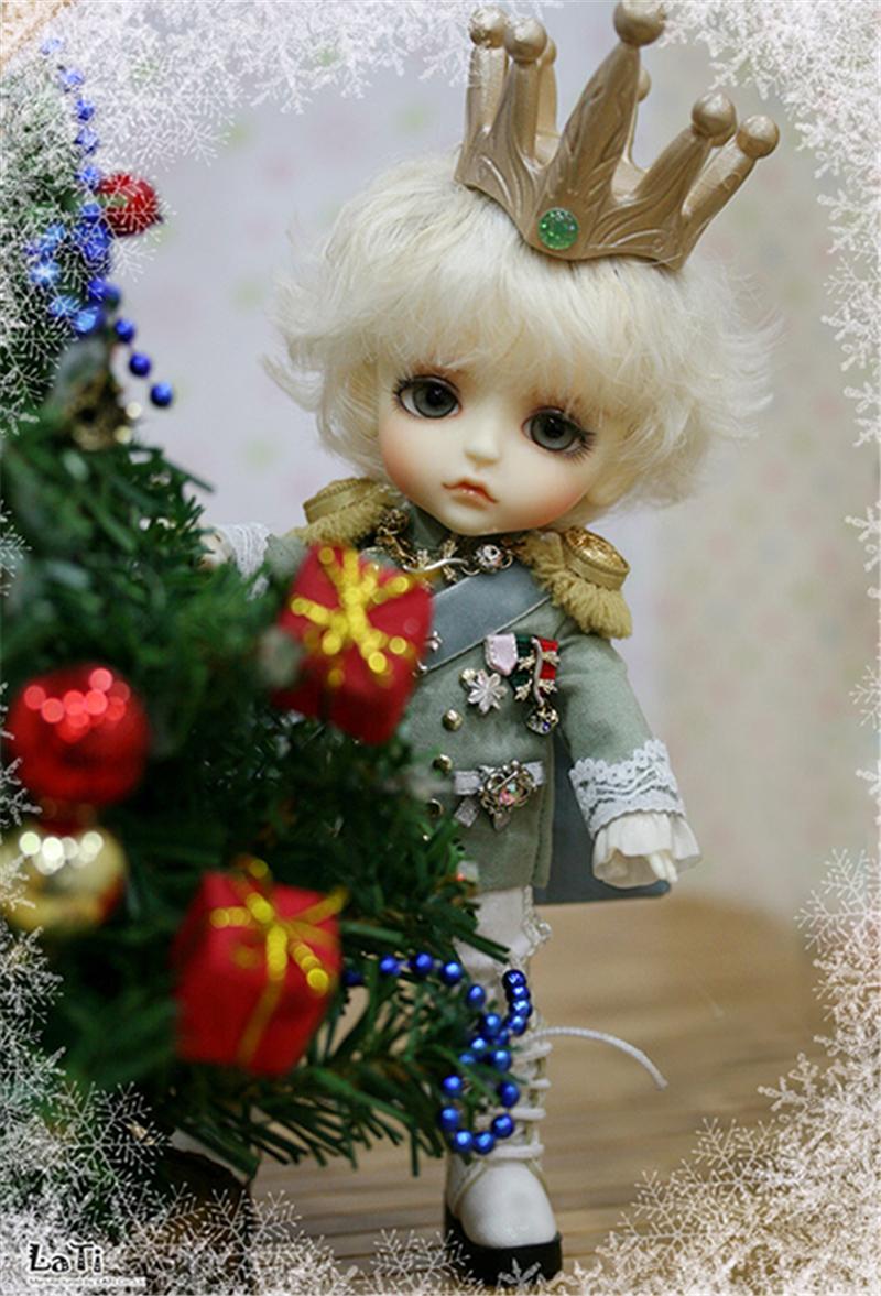 ドール本体 Christmas ver Lea The nutcracker BJD人形 SD人形 1/8製品図2
