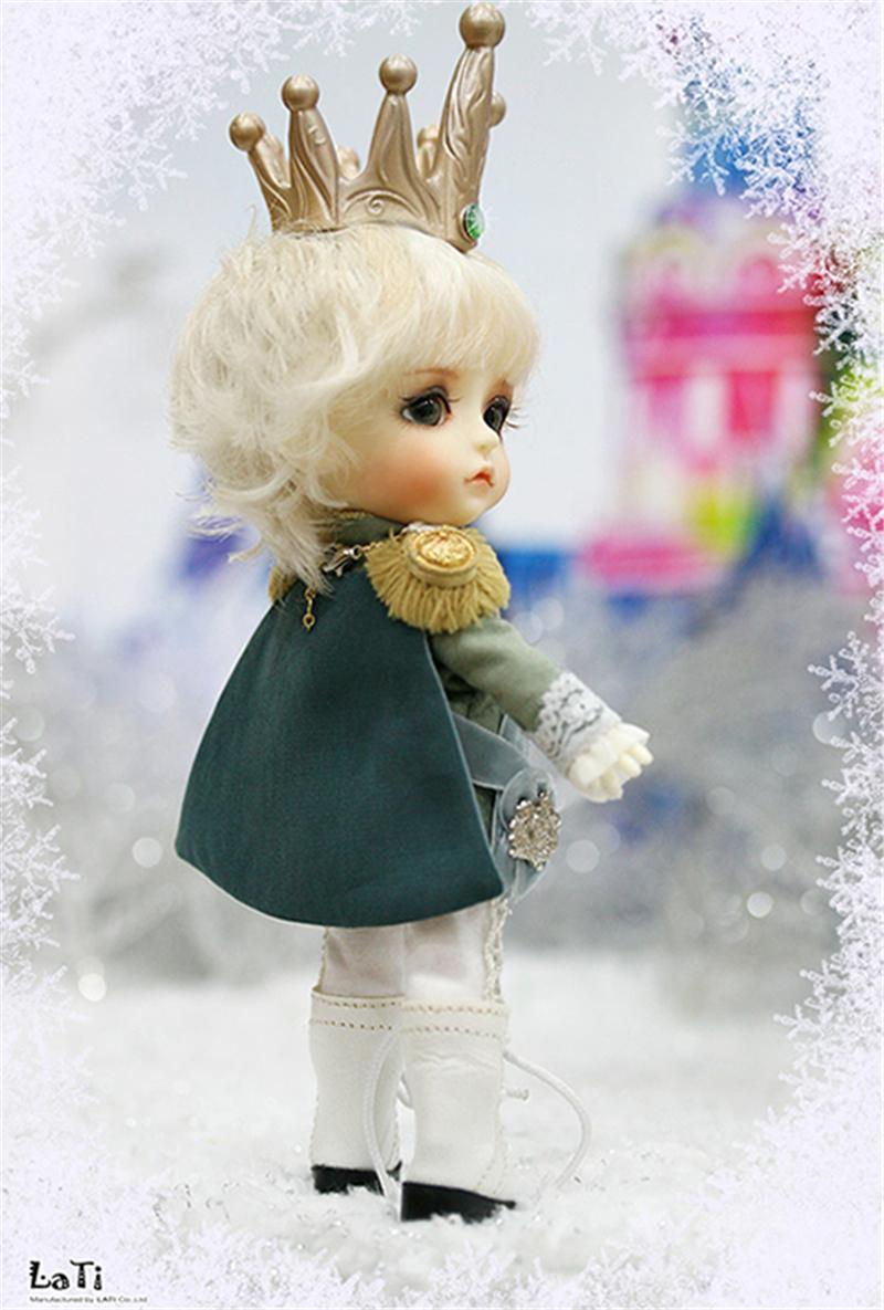 ドール本体 Christmas ver Lea The nutcracker BJD人形 SD人形 1/8製品図3