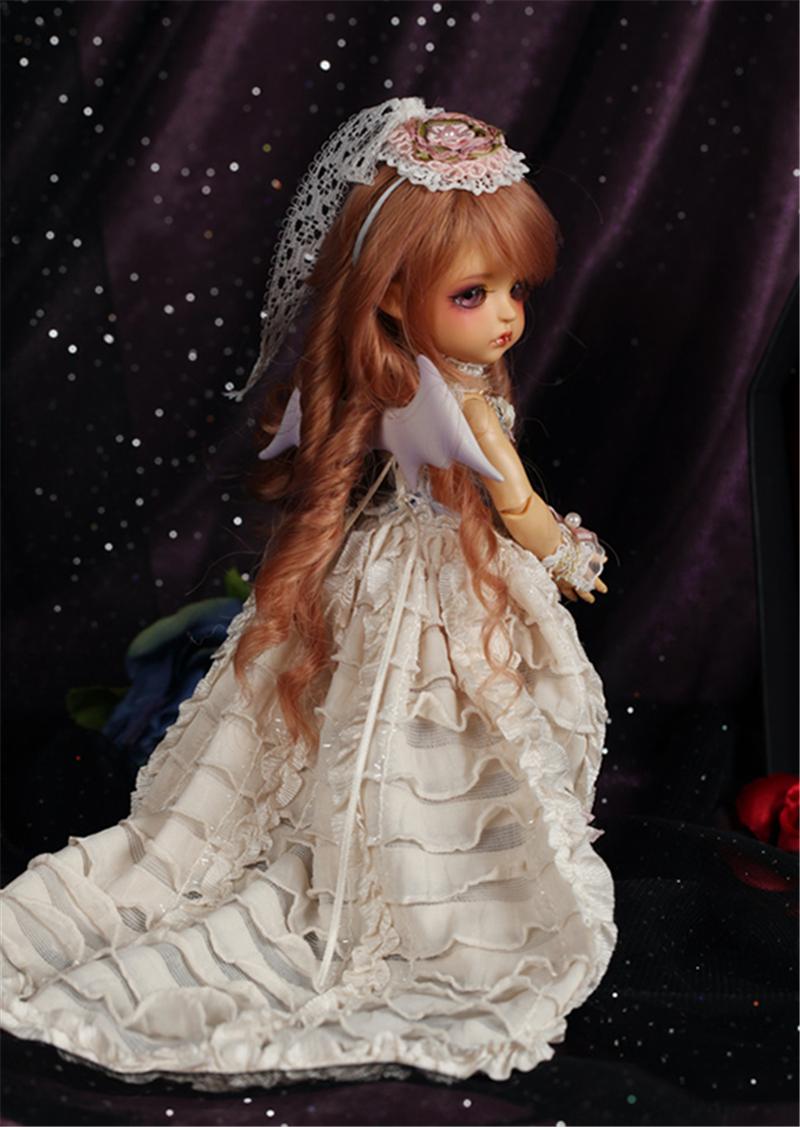 ドール本体 Bat Children ver. Sp.Lea BJD人形 SD人形 1/8製品図4