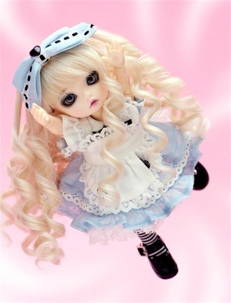 ドール本体 pukiFee Luna BJD人形 SD人形 1/8製品図1