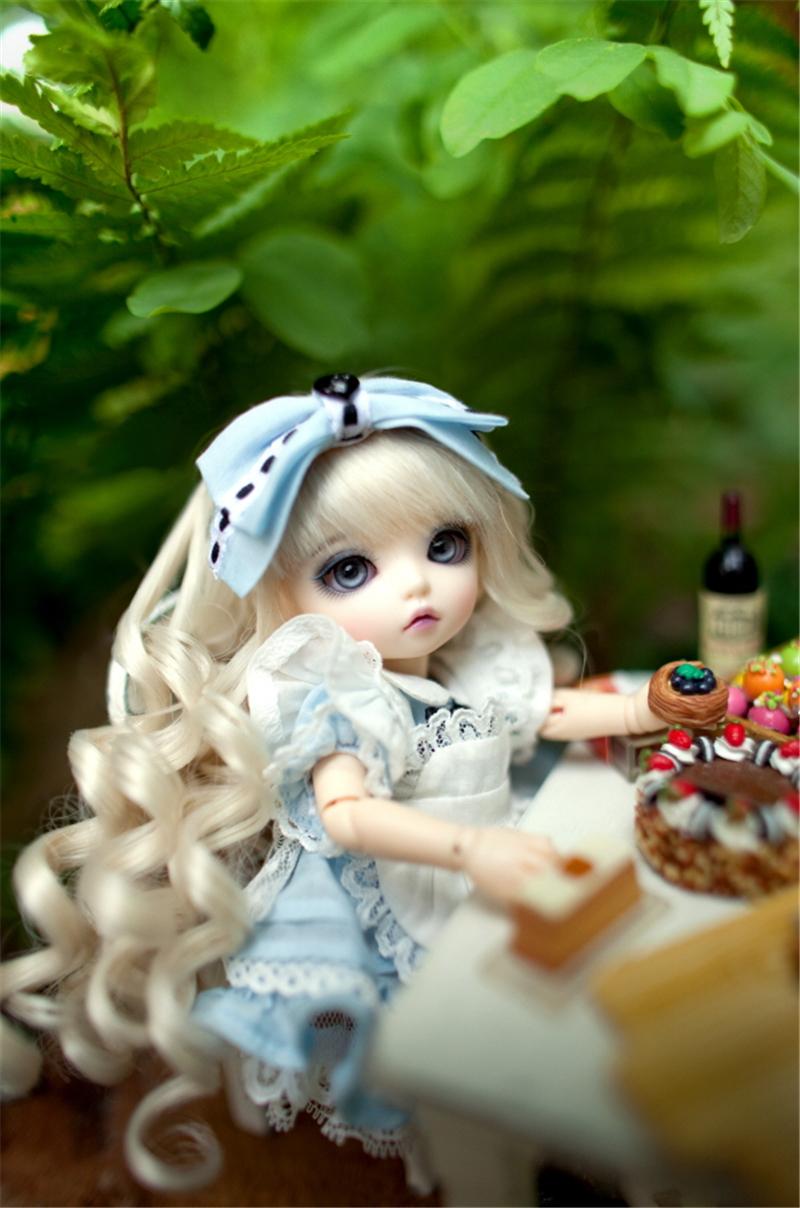 ドール本体 pukiFee Luna BJD人形 SD人形 1/8製品図2