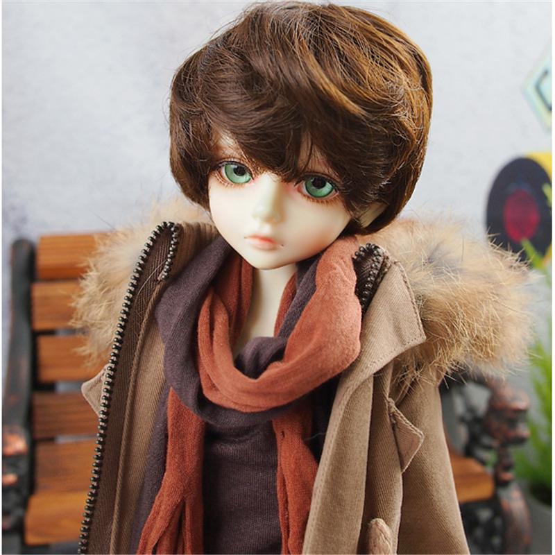ドール本体 LUTS kid Delf BORY BJD人形 SD人形 1/4製品図1