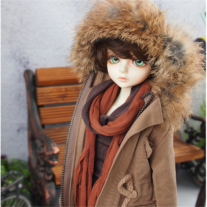 ドール本体 LUTS kid Delf BORY BJD人形 SD人形 1/4製品図2