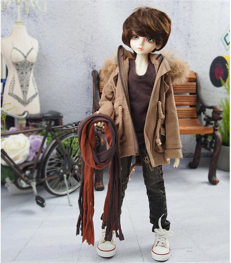 ドール本体 LUTS kid Delf BORY BJD人形 SD人形 1/4製品図3