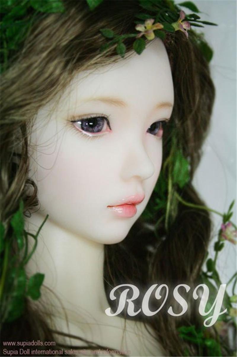 ドール本体 supia doll rosy soom lina  BJD人形 SD人形 1/3製品図1