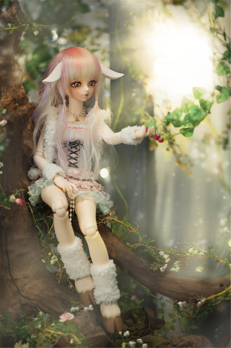 ドール本体 minifee RIN toy doll 人類 精霊 BJD人形 SD人形 1/4製品図5