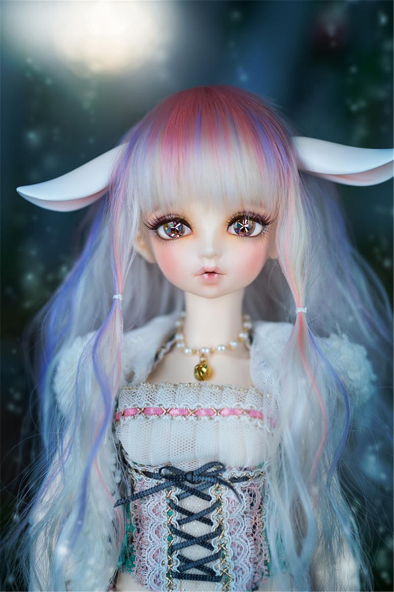 ドール本体 minifee RIN toy doll 人類 精霊 BJD人形 SD人形 1/4製品図1