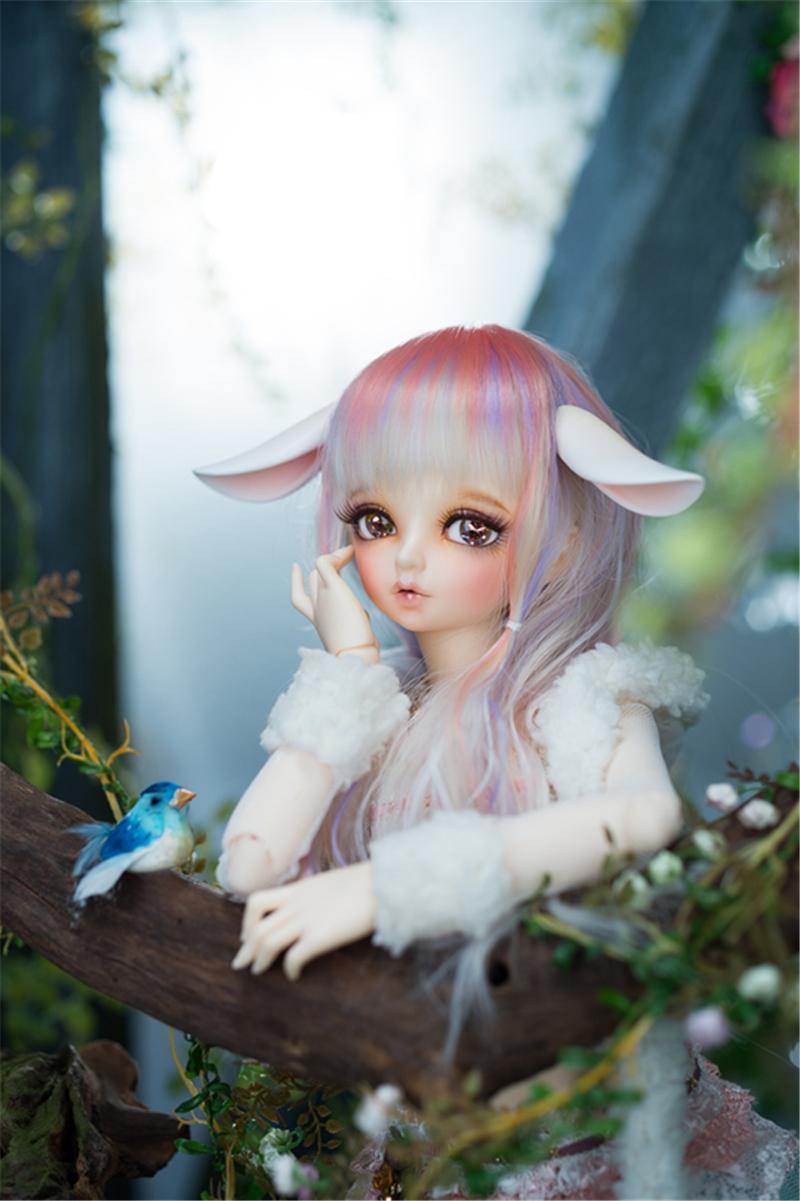 ドール本体 minifee RIN toy doll 人類 精霊 BJD人形 SD人形 1/4製品図2