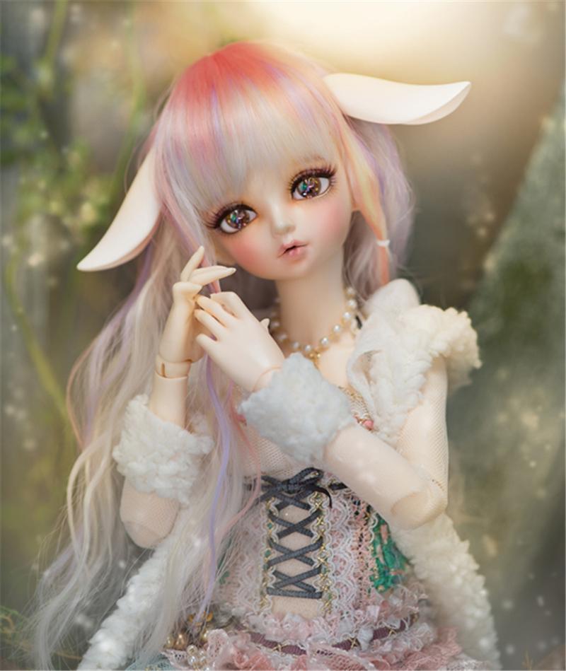 ドール本体 minifee RIN toy doll 人類 精霊 BJD人形 SD人形 1/4製品図3