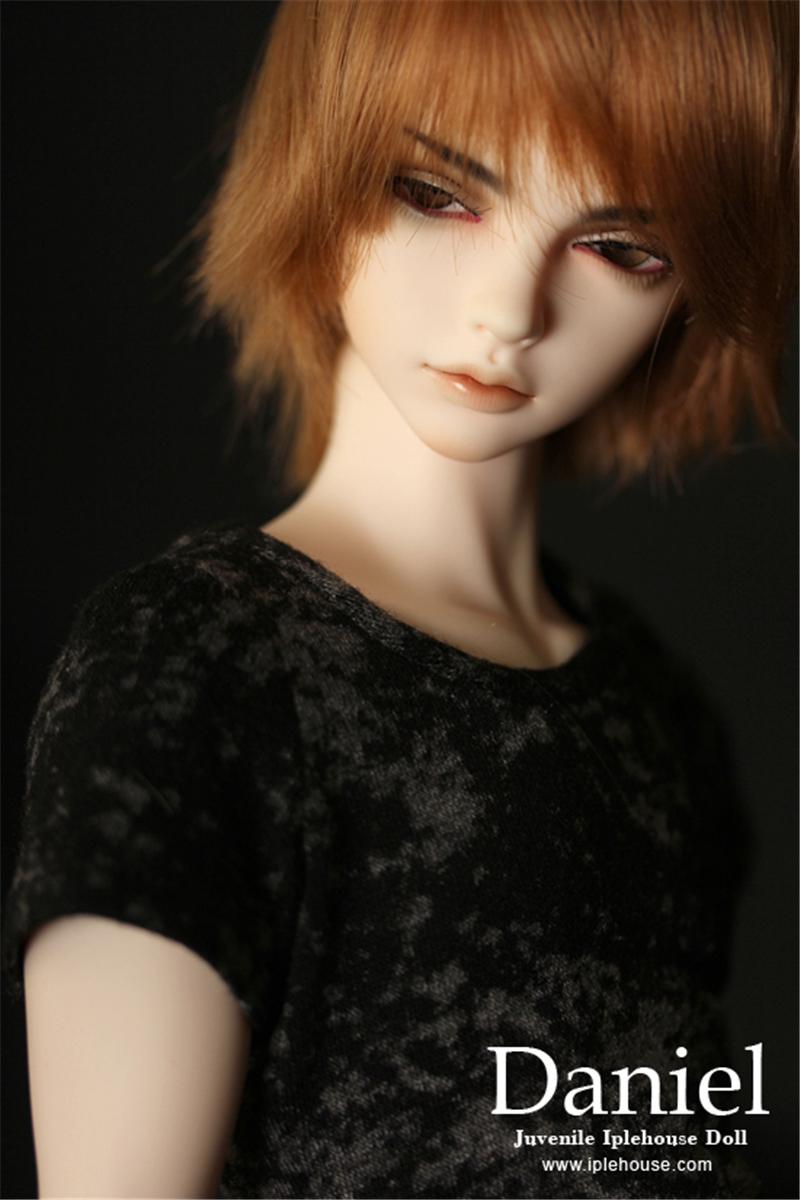 ドール本体 IPHOUSE daniel 男子 BJD人形 SD人形 1/4製品図1