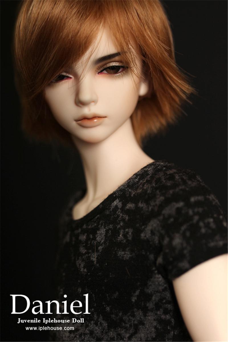 ドール本体 IPHOUSE daniel 男子 BJD人形 SD人形 1/4製品図2