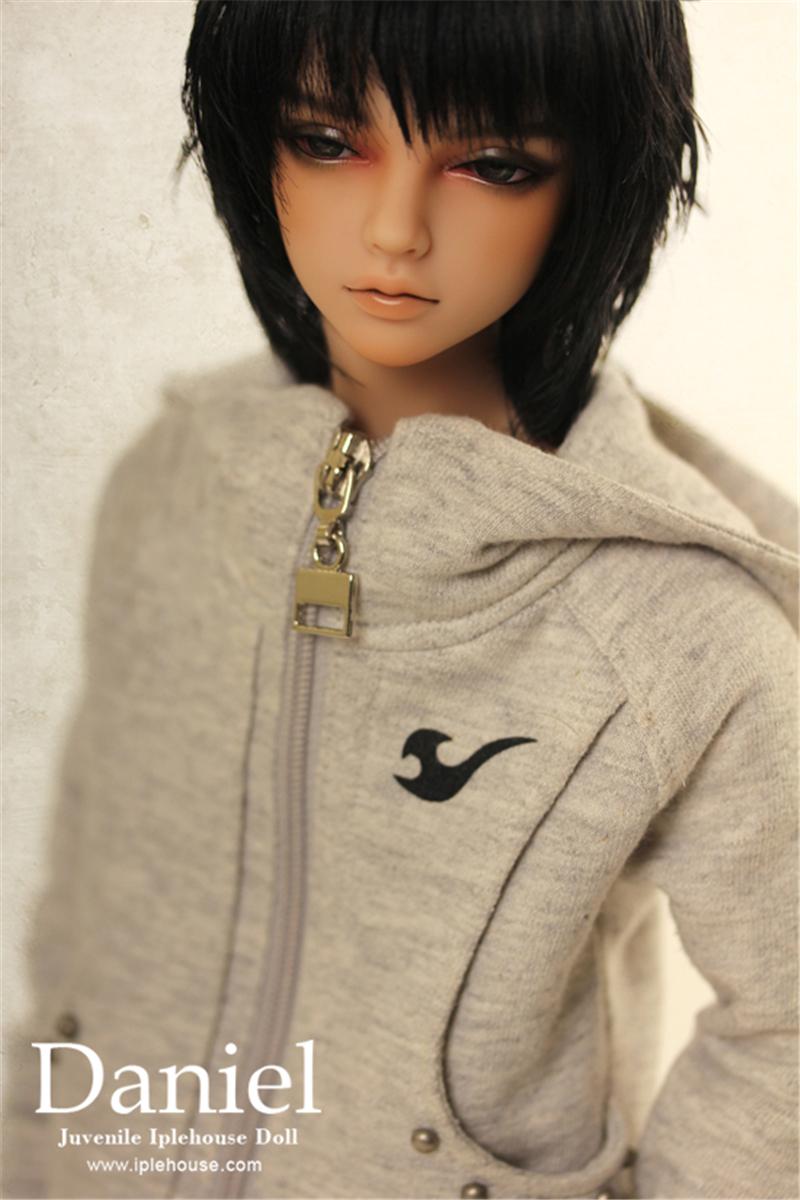 ドール本体 IPhouse daniel 男子 BJD人形 SD人形 1/4製品図3