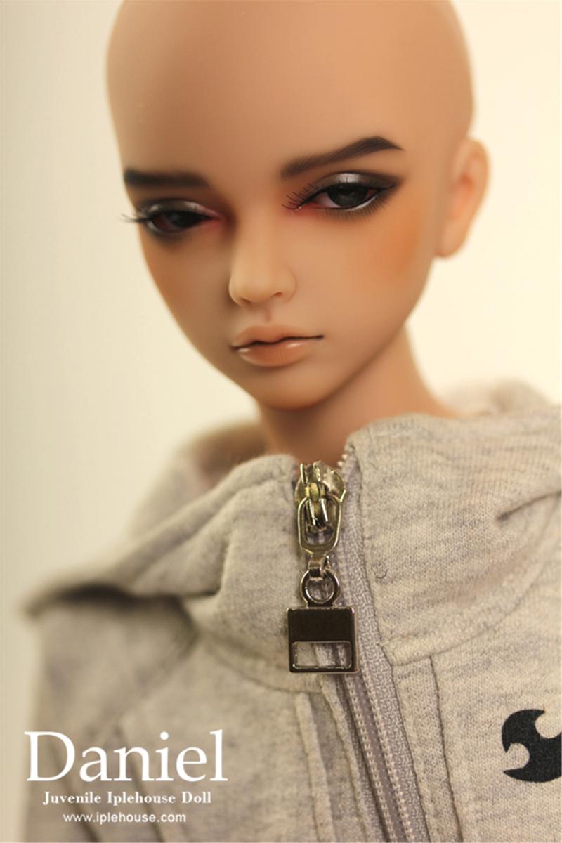 ドール本体 IPhouse daniel 男子 BJD人形 SD人形 1/4製品図4