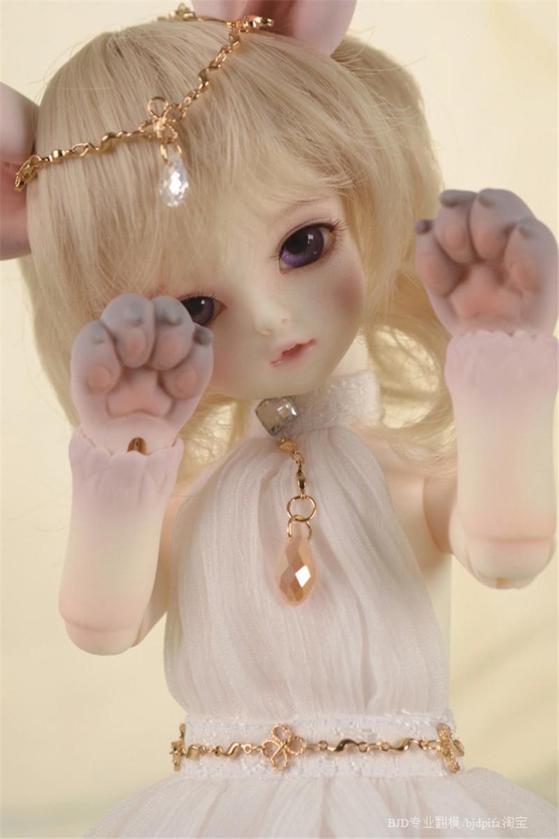 ドール本体 SOOM Feny&Necy キツネ狐 BJD人形 SD人形 1/6製品図1