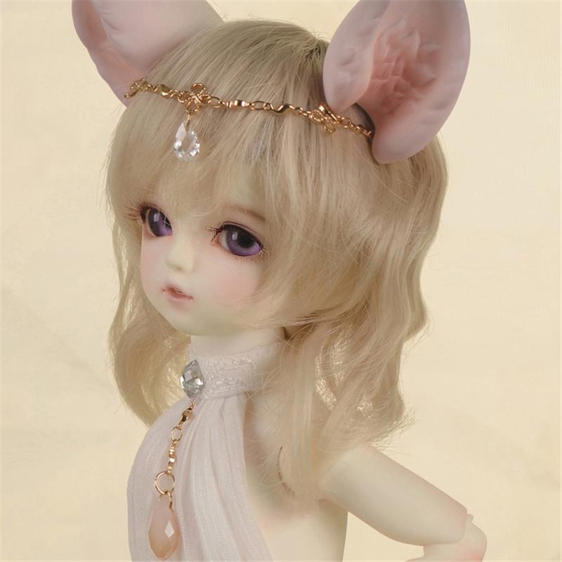 ドール本体 SOOM Feny&Necy キツネ狐 BJD人形 SD人形 1/6製品図2