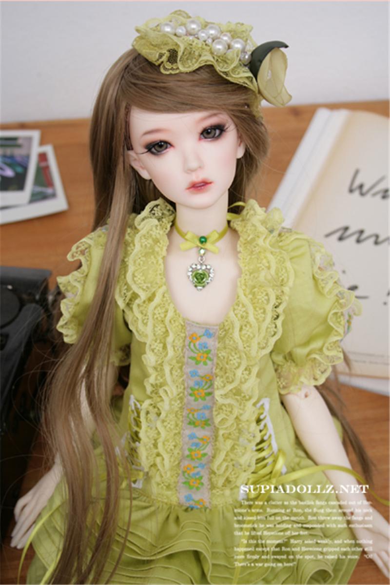 ドール本体 supiadoll rosy BJD人形 SD人形 1/3製品図4