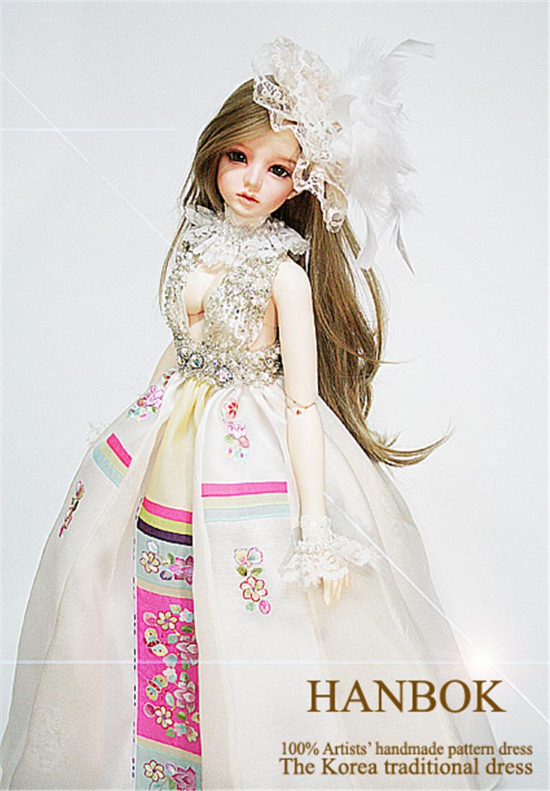 ドール本体 supiadoll heal BJD人形 SD人形 1/3製品図2