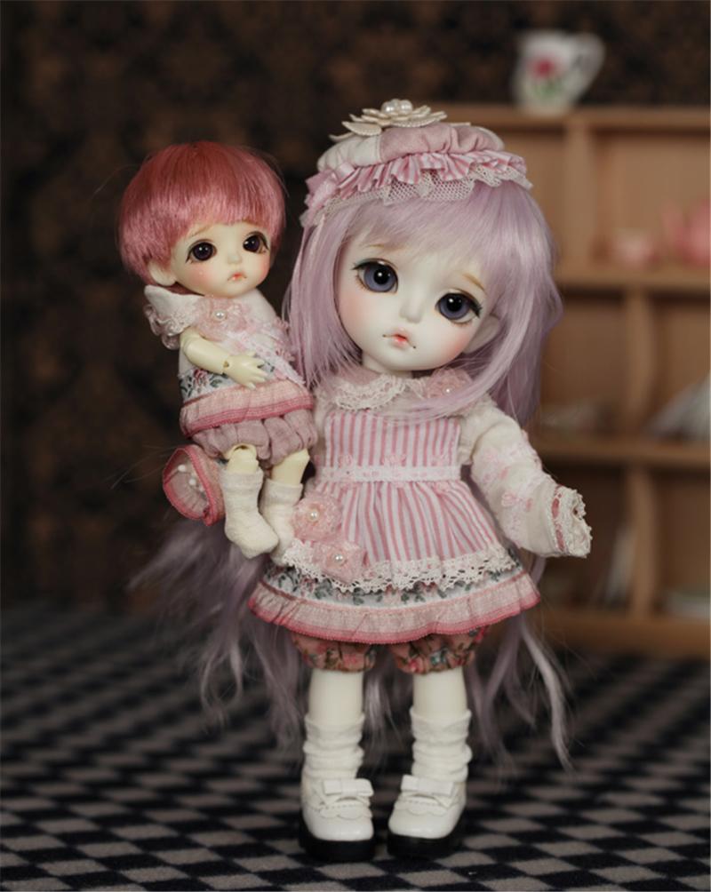 ドール本体 lati Belle BJD人形 SD人形 1/12製品図2