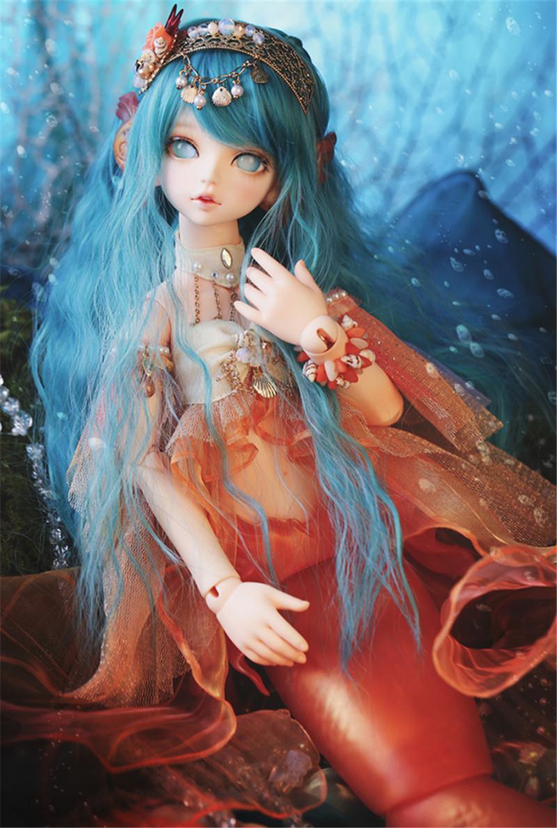 ドール本体 Soom Serin & Rico BJD人形 SD人形 1/4製品図2