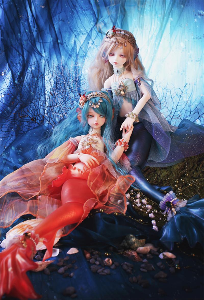 ドール本体 Soom Serin & Rico BJD人形 SD人形 1/4製品図3