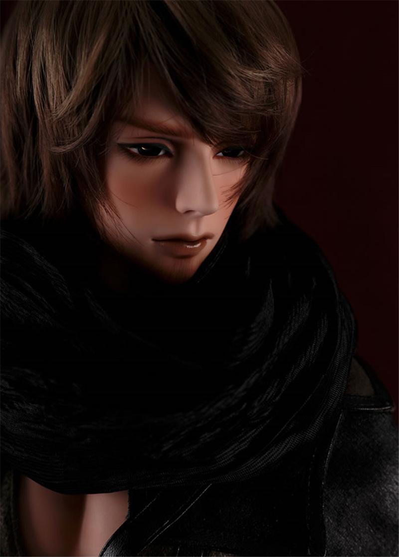ドール本体 soom Guardians of Muspelheim BJD人形 SD人形 1/3製品図1