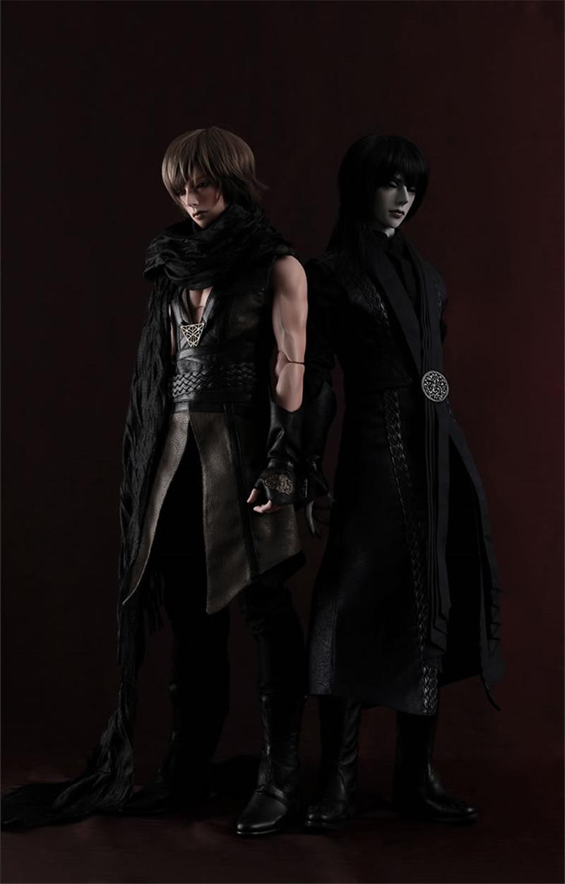 ドール本体 soom Guardians of Muspelheim BJD人形 SD人形 1/3製品図4