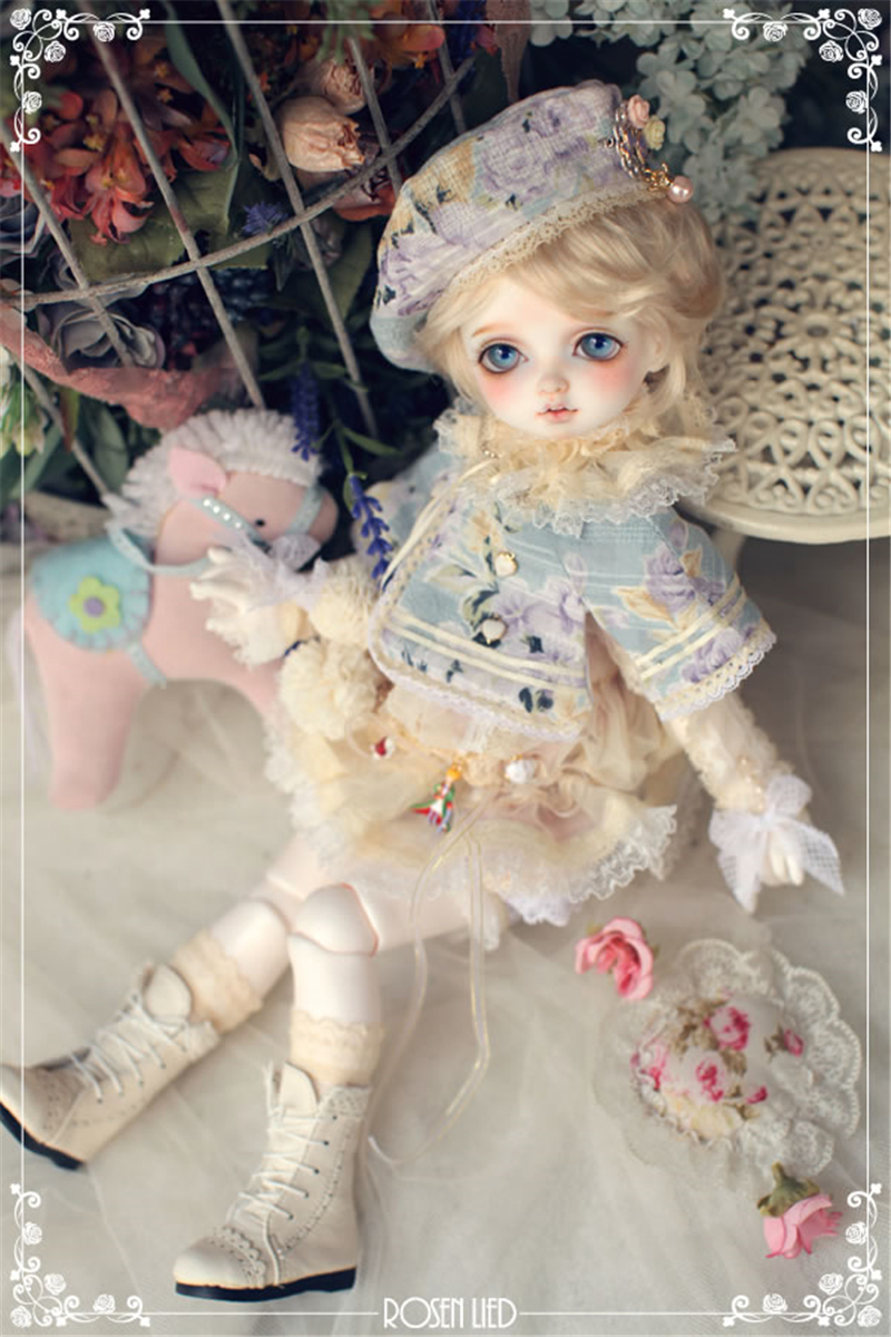 ドール本体 Roselied bambi BJD人形 SD人形 1/4製品図5