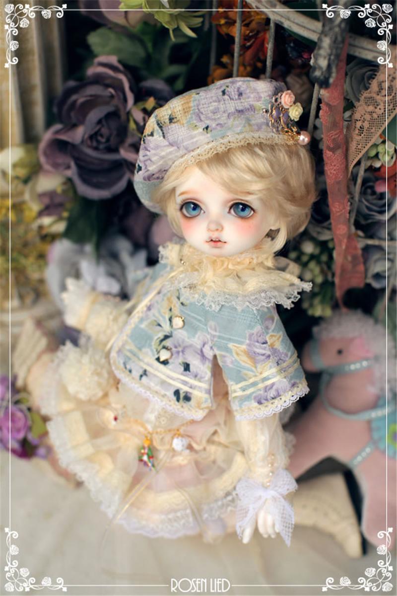ドール本体 Roselied bambi BJD人形 SD人形 1/4製品図1