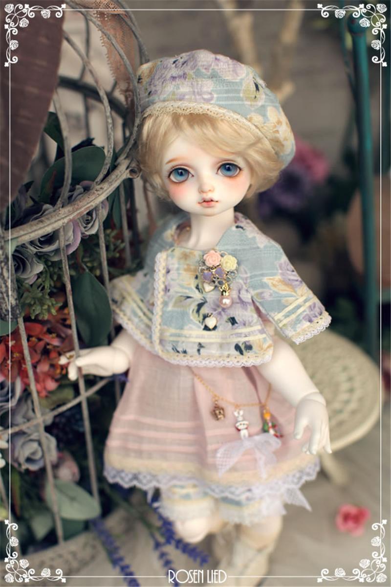 ドール本体 Roselied bambi BJD人形 SD人形 1/4製品図2