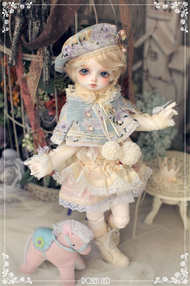 ドール本体 Roselied bambi BJD人形 SD人形 1/4製品図3