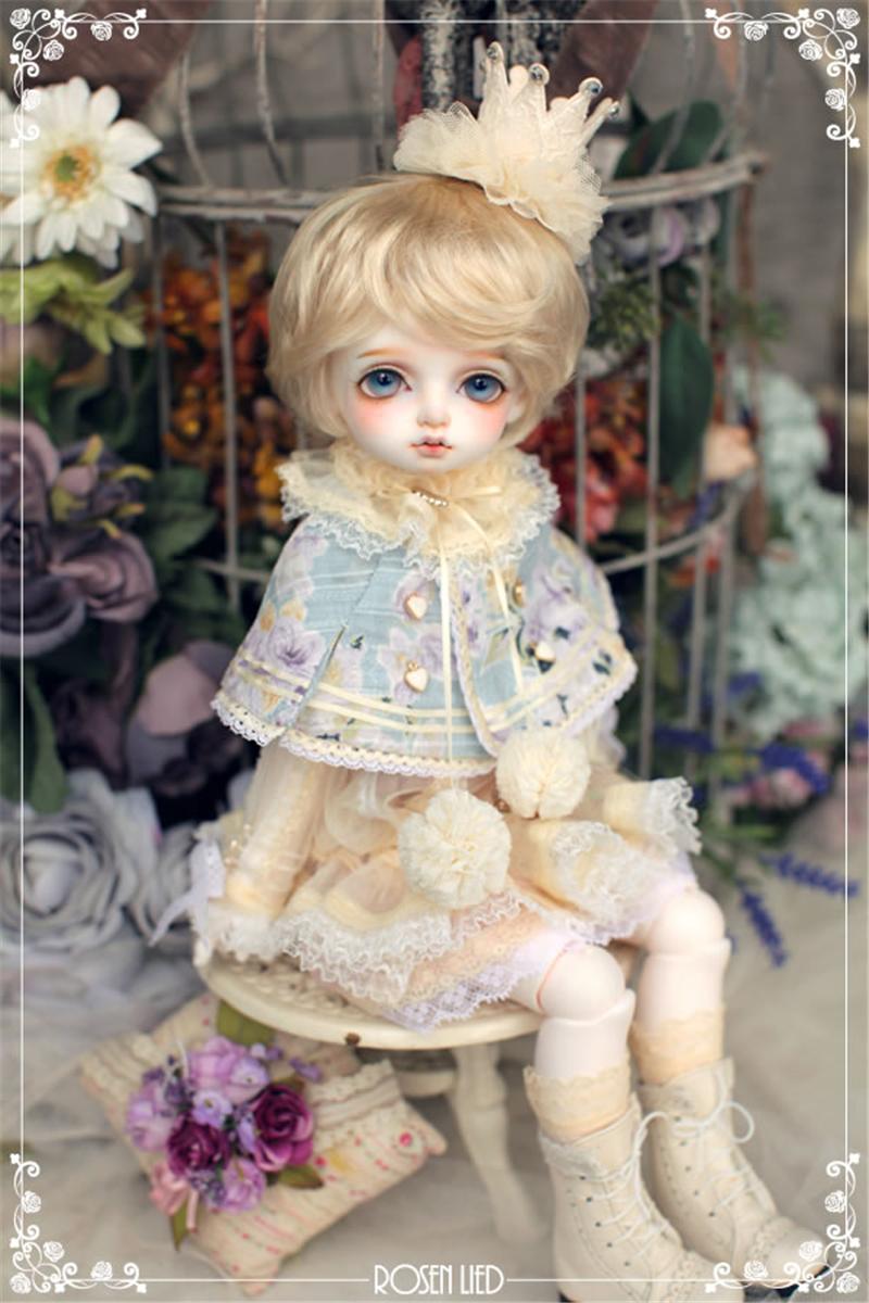 ドール本体 Roselied bambi BJD人形 SD人形 1/4製品図4