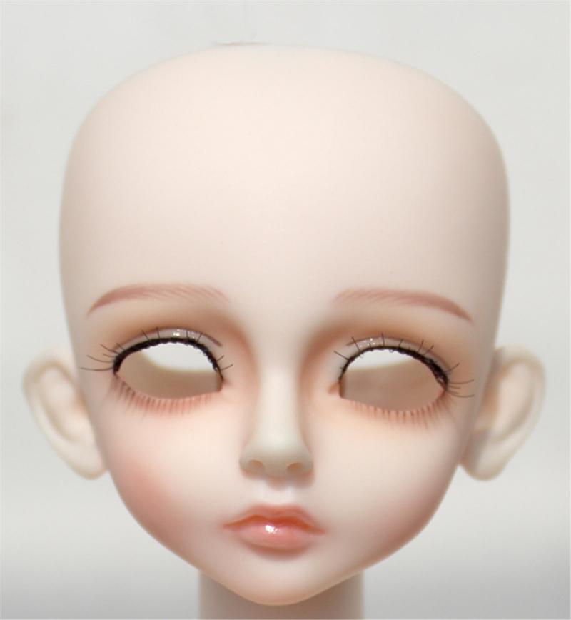 BJD ドール顔 人形用メイク 顔メイク 単独で購入できない製品図1