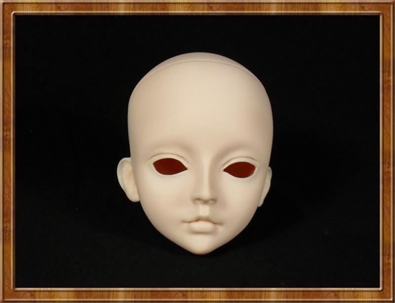 BJD 球体関節人形 ヘッドのみ 単独で購入できない製品図1