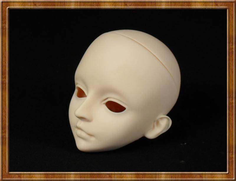 BJD 球体関節人形 ヘッドのみ 単独で購入できない製品図2