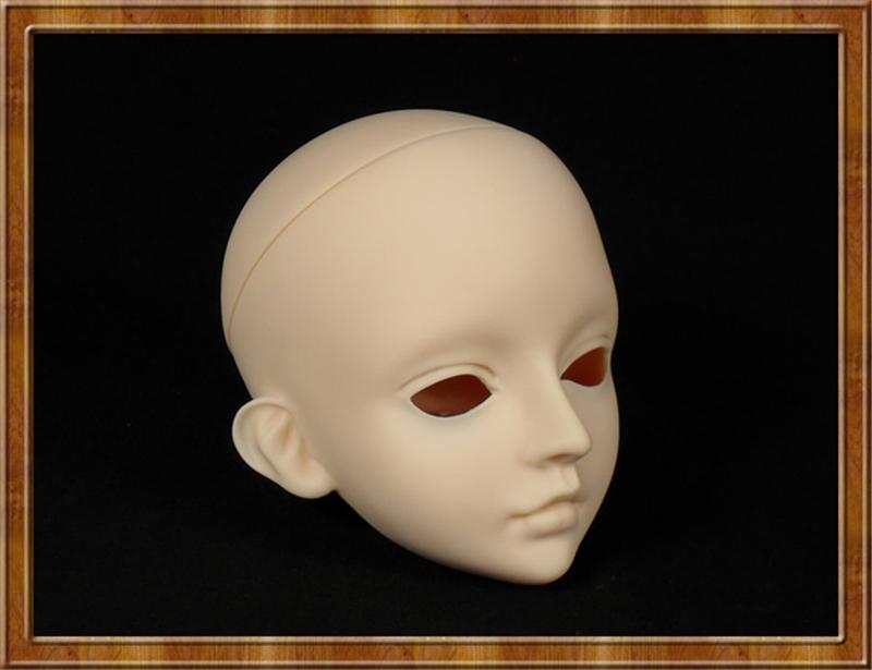 BJD 球体関節人形 ヘッドのみ 単独で購入できない製品図3