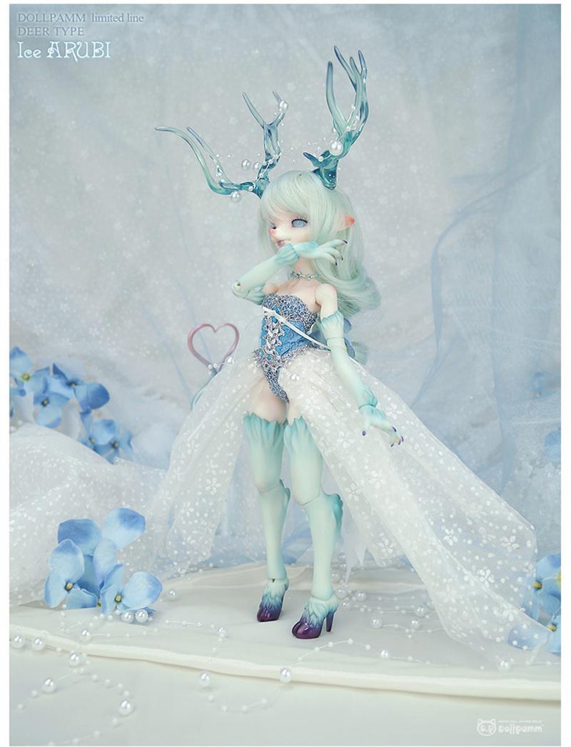 ドール本体 Arubi 精霊 BJD人形 SD人形 1/6製品図6