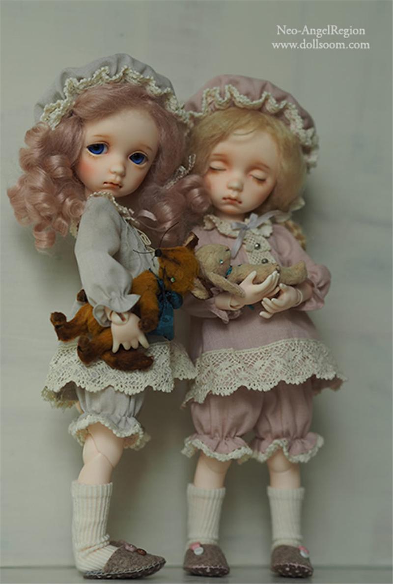 ドール本体 imda 2.6 Colette BJD人形 SD人形 1/6製品図5