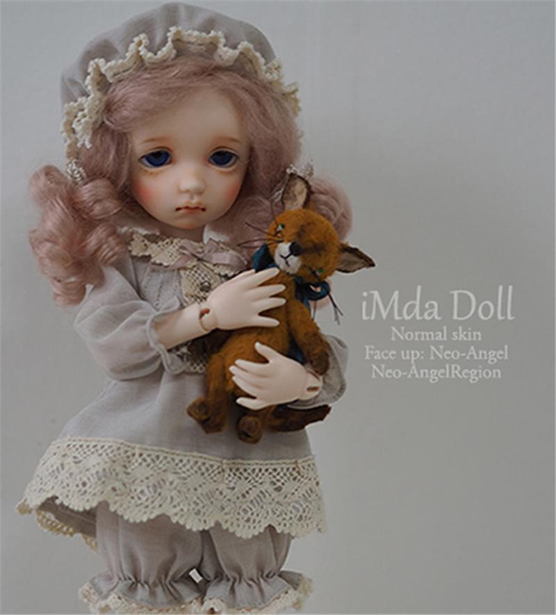 ドール本体 imda 2.6 Colette BJD人形 SD人形 1/6製品図2