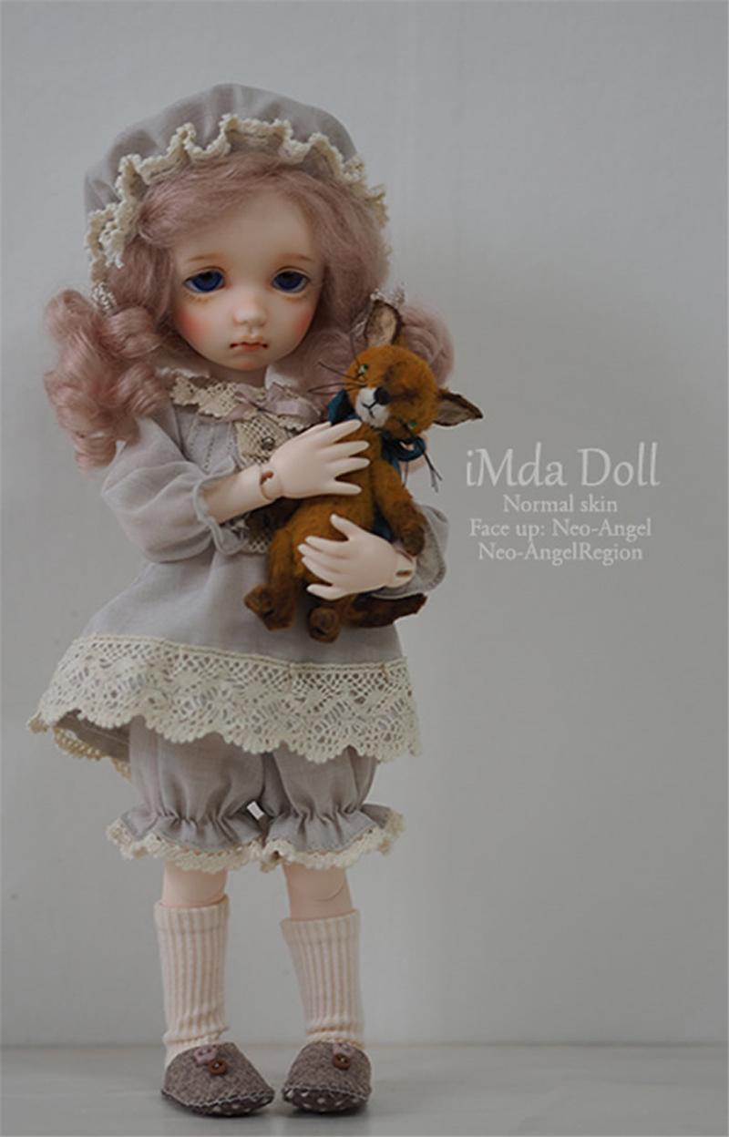 ドール本体 imda 2.6 Colette BJD人形 SD人形 1/6製品図4