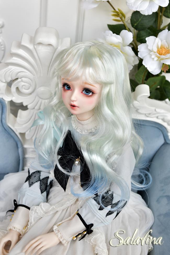 ドール用ウィッグ  人形ウィッグ 可愛いショートヘア 1/3/1/4/1/6サイズ 超柔らかい糸 BJD SD製品図4