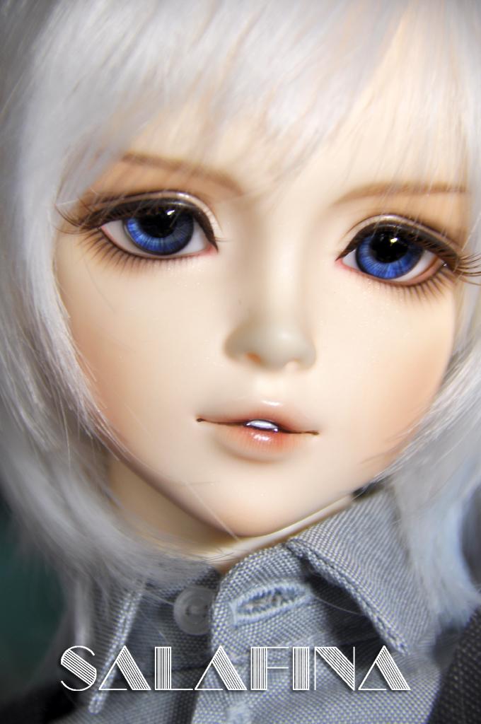 ガラスアイ SD BJD ドール用ガラスアイ 深邃蓝 三白眼 12141618mm製品図7