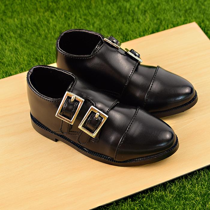 BJD靴  ドール靴 男用 人形靴 かわぐつ 1/3サイズ製品図2